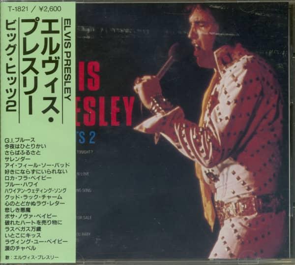 Big Hits 2 - Japan (CD)