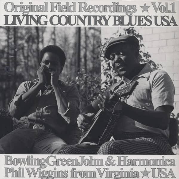 Living Country Blues USA, Vol.1