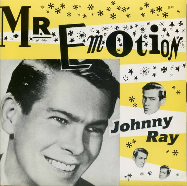 Mr Emotion (7inch, 45rpm, EP, PS, SC)