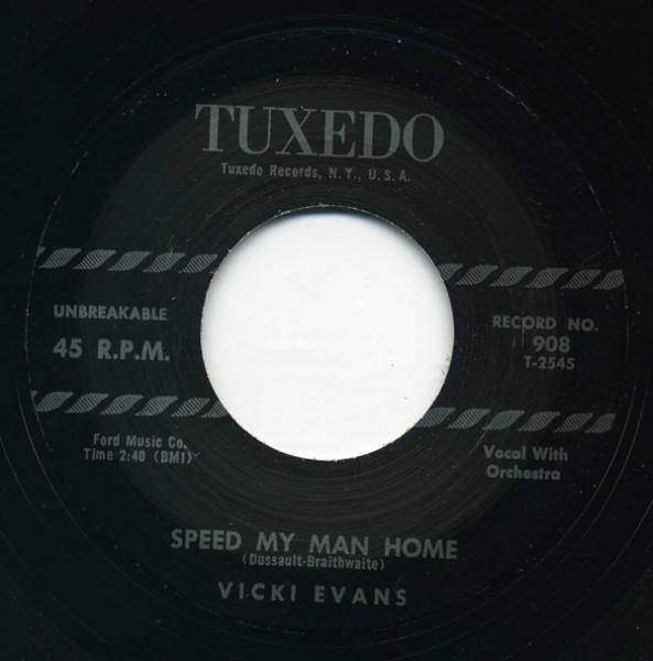 Speed My Man Home - Don't Talk That Talk .7inch, 45rpm
