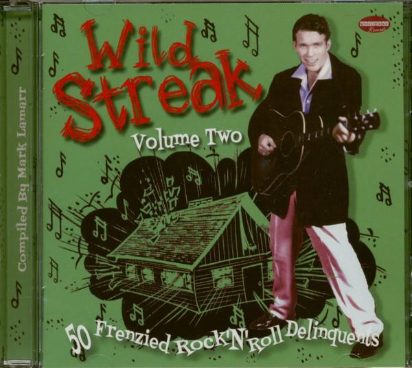Wild Streak Vol.2 (2-CD)