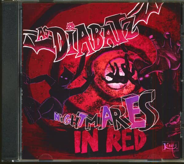 Nightmares In Red (CD)