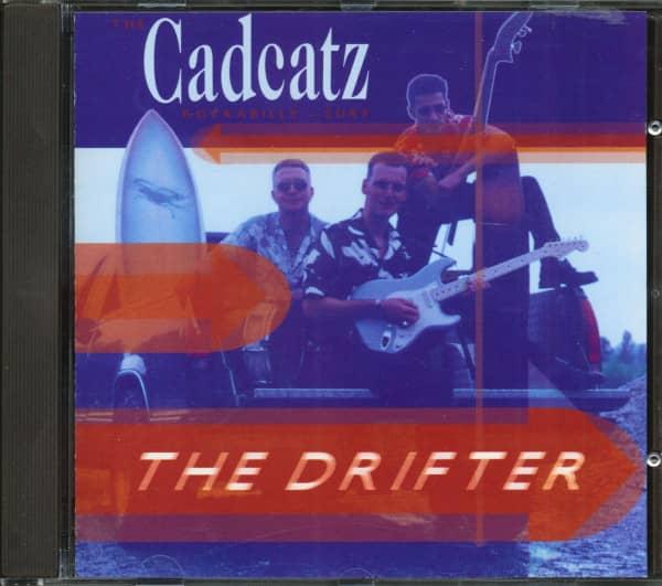 The Drifter - Rockabilly Surf (CD)