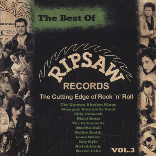 Vol.3, The Best Of Ripsaw Records