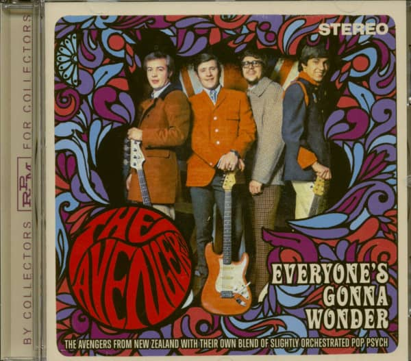 Everyone's Gonna Wonder (CD)