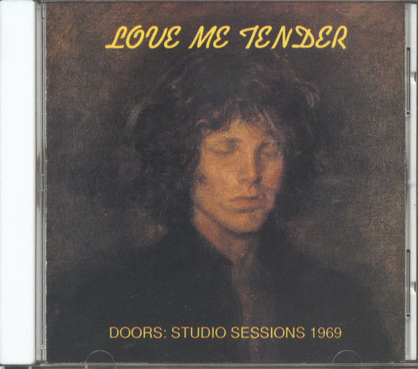 Love Me Tender - Studio Sessions 1969 (CD)
