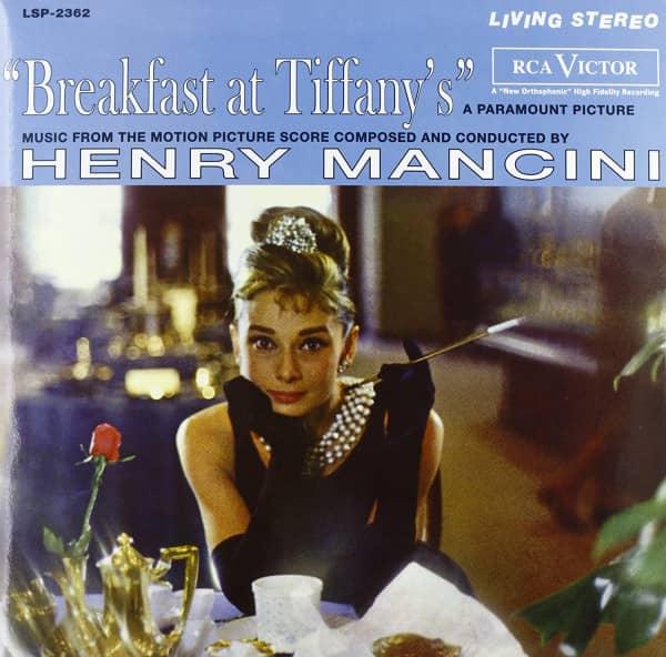 Breakfast At Tiffany's - Soundtrack (LP 180g Vinyl)