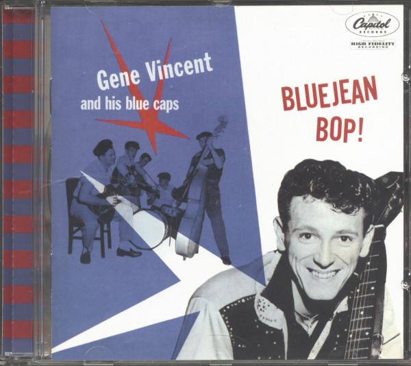 Gene Vincent & His Blue Caps - Bluejean Bop (CD)