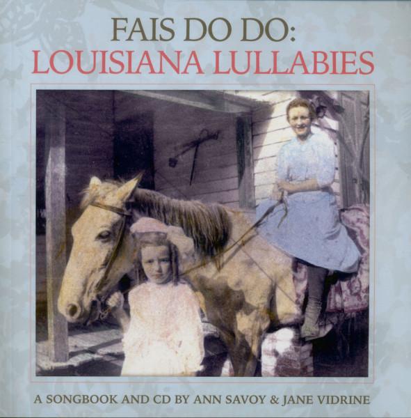 Fais Do Do - Louisiana Lullabies (CD, Deluxe Edition)