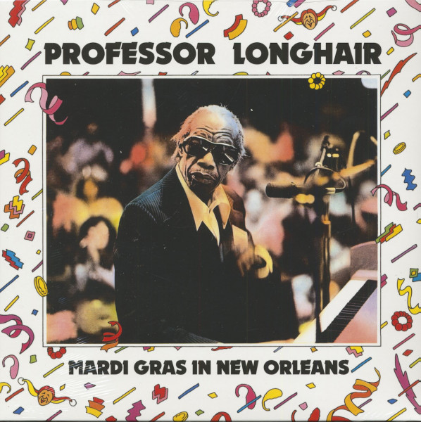 Mardi Gras In New Orleans 1949-1957 (LP)