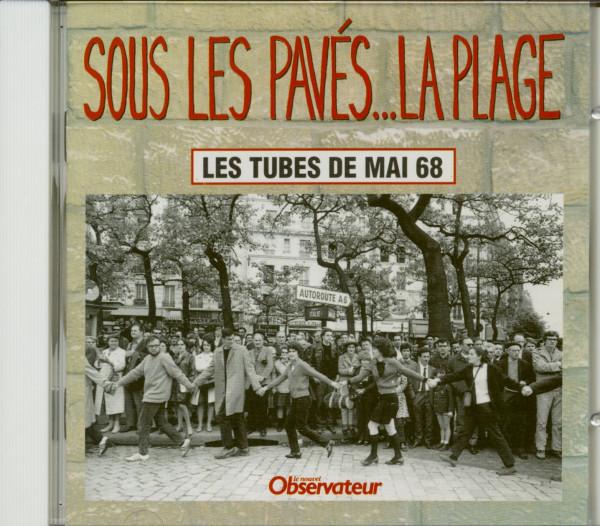 Sous Les Paves... La Plage - Les Tubes De Mai 68 (CD)