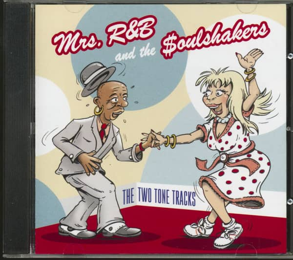 The Two Tone Tracks (CD)