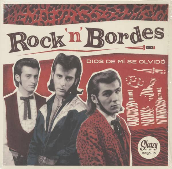 Dios De Mi Se Olivdo (LP, 10inch, White Vinyl, Ltd.)