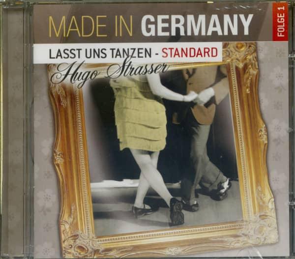 Lasst uns tanzen - Standard - Made In Germany (CD)