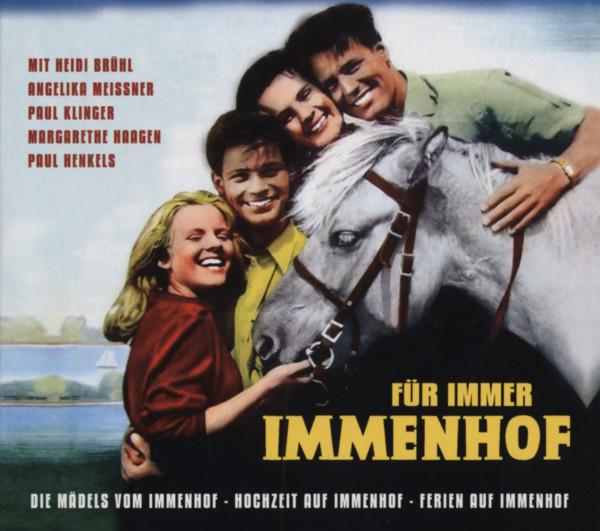 Immenhof - Für immer Immenhof - Originalmusik (CD)