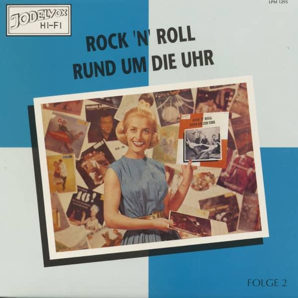 Rock'n'Roll rund um die Uhr Vol.2 (LP)