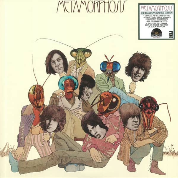 Metamorphosis - Special Edition (LP, 180g, Hunter Green Vinyl, Ltd)
