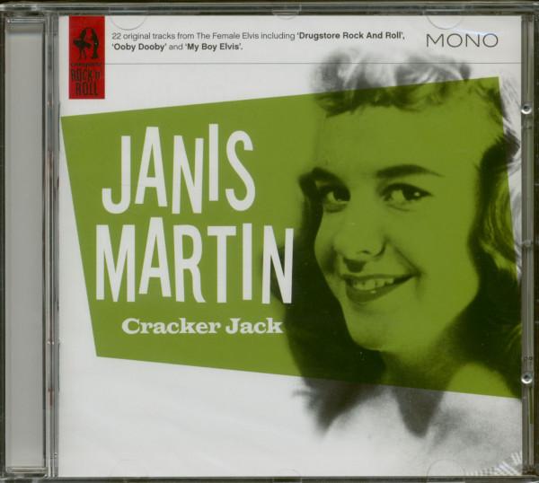 Cracker Jack (CD)