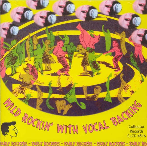 Wild Rockin' With Vocal Backing