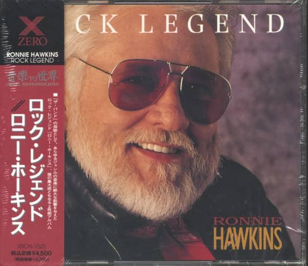 Rock Legend (2-CD, Ltd.)