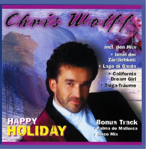 Happy Holiday (CD)