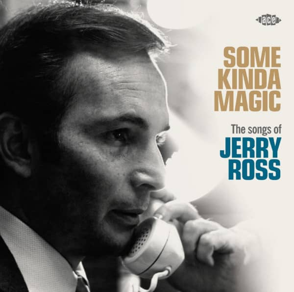 Some Kinda Magic - The Songs Of Jerry Ross (CD)