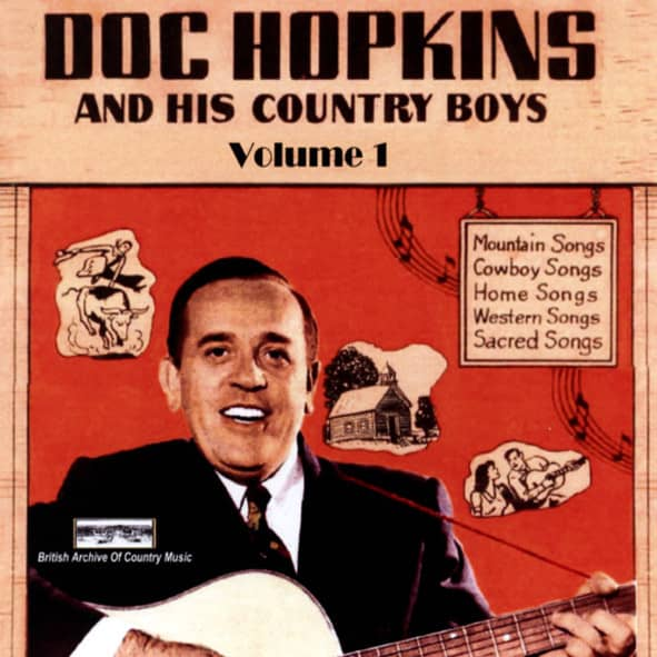 & His Country Boys (CD-R)