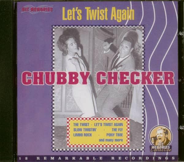 Let´s Twist Again (CD)