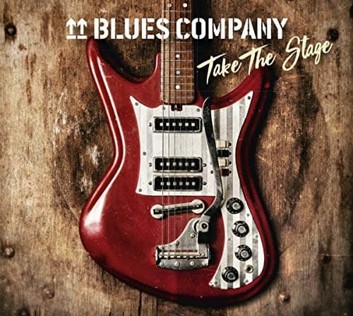 Take The Stage (CD)