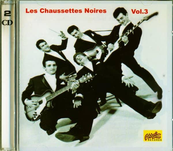 Les Chaussettes Noires Vol.3 (2-CD)