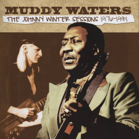 Johnny Winter Sessions 1976-81