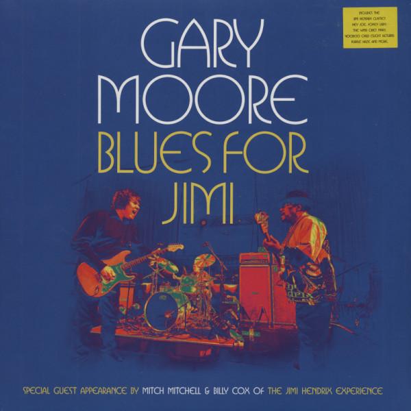 Blues For Jimi (2-LP)