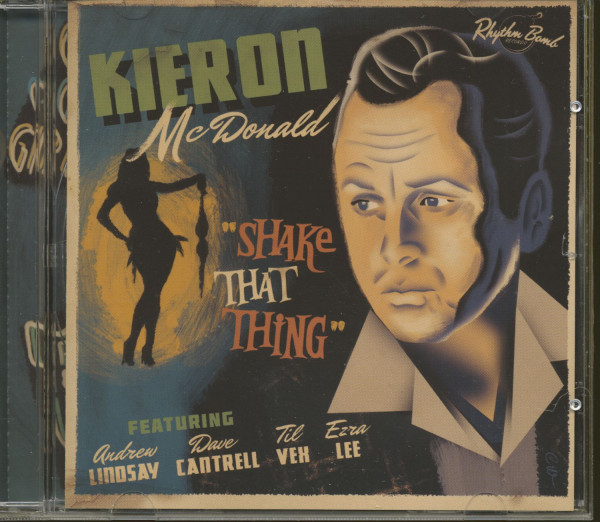 Shake That Thing (CD)