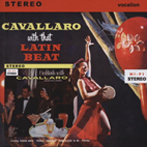 With That Latin Beat & Cocktails With..(1960)