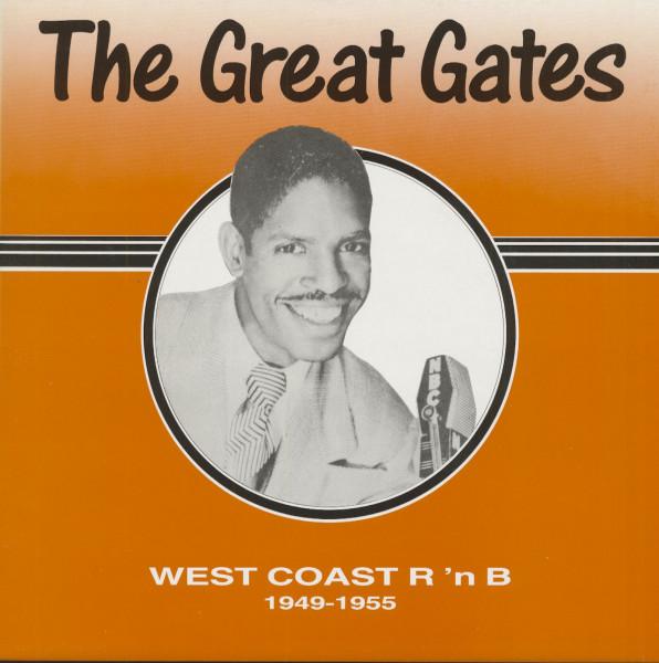 The Great Gates - West Coast R'nB 1949-1955 (LP)