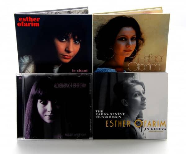 Melodie einer Nacht - Le chant des chants - Esther - In Geneva (4-CD Bundle)