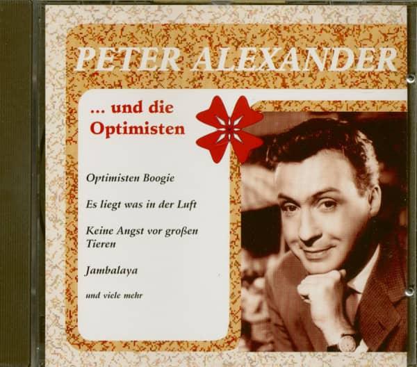 Peter Alexander Und Die Optimisten (CD)