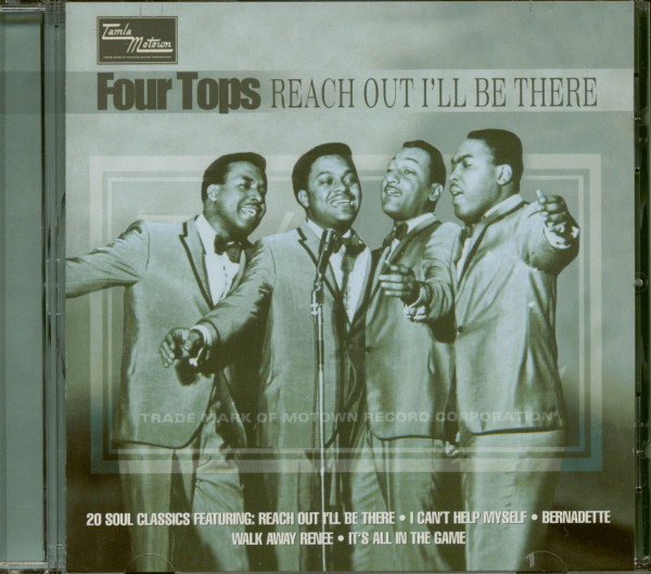 Reach Out I'll Be There (CD)