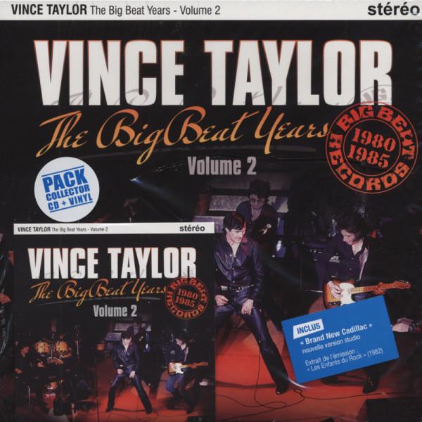 Vol.2, The Big Beat Years (25cmLP&CD) Ltd.