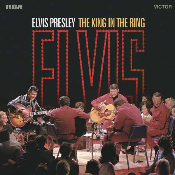 The King In The Ring (2-LP)
