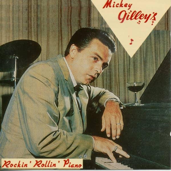 Rockin' Rollin' Piano (CD)