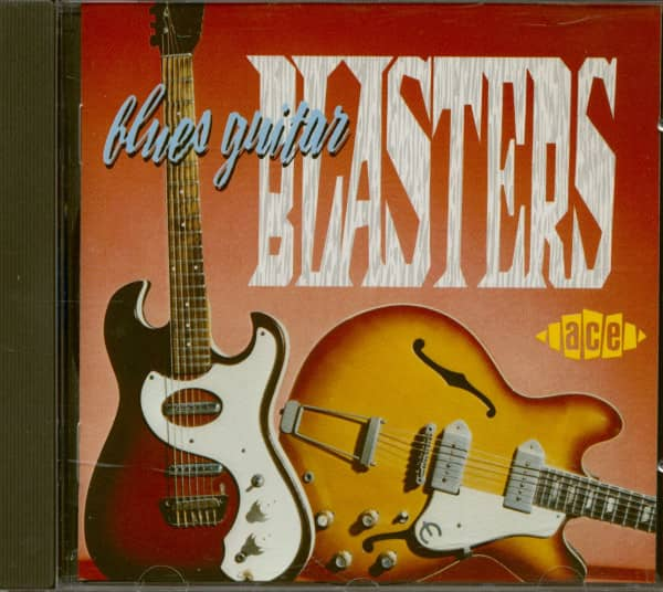Blues Guitar Blasters (CD)