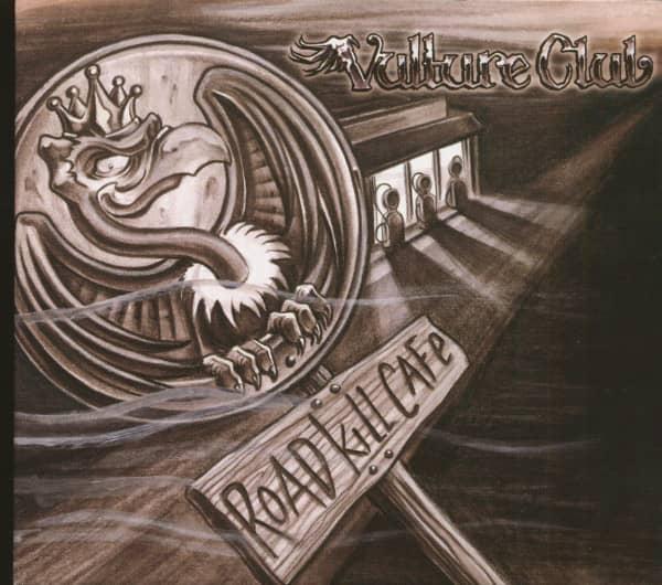 Roadkill Cafe (CD)