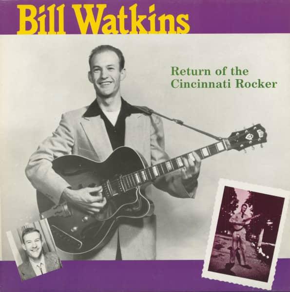 The Return Of The Cincinnati Rocker (LP)