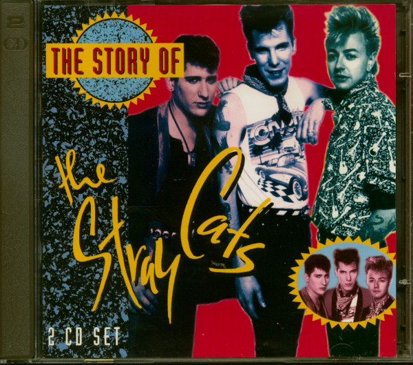 The Story Of The Stray Cats (2-CD)
