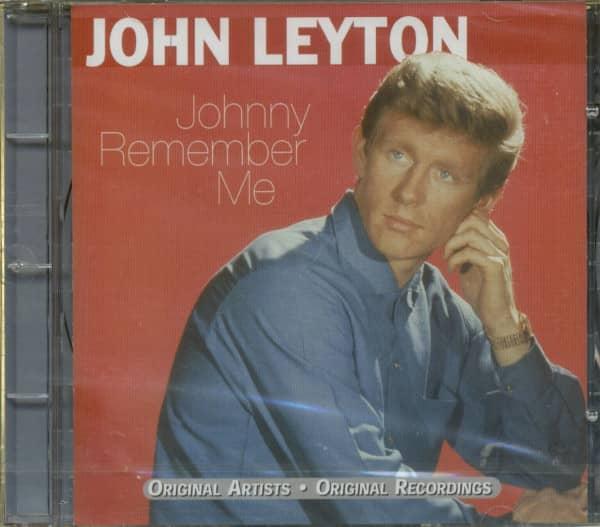 Johnny Remember Me (CD)