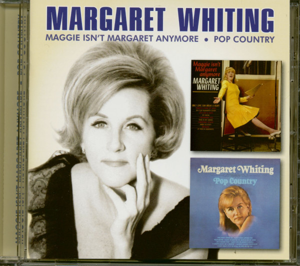 Maggie Isn't Margaret Anymore - Pop Country (CD)