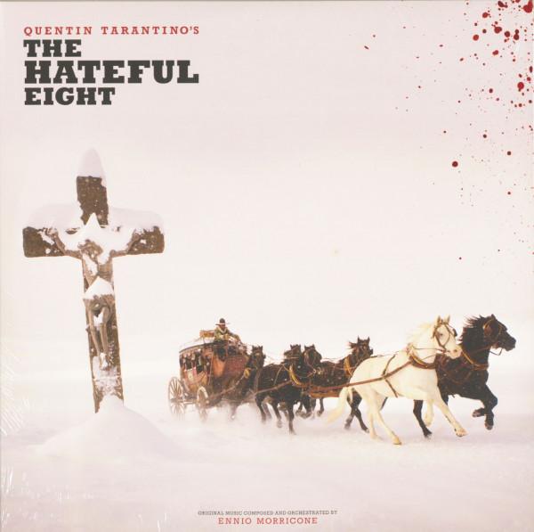 Quentin Tarantino's The Hateful Eight (2-LP, 180g Vinyl)