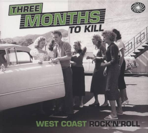 Three Months To Kill (2-CD) Westcoast R&R