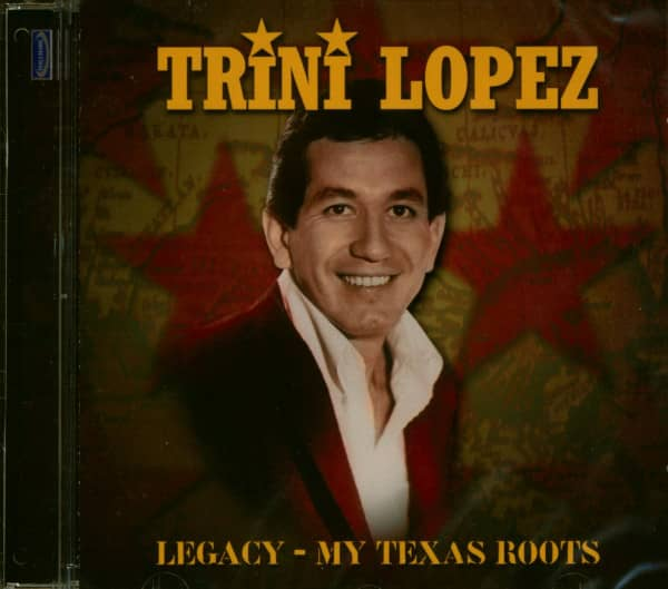 Legacy - My Texas Roots (CD)